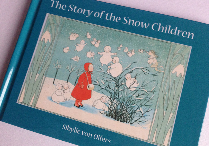 The story of the snow children home