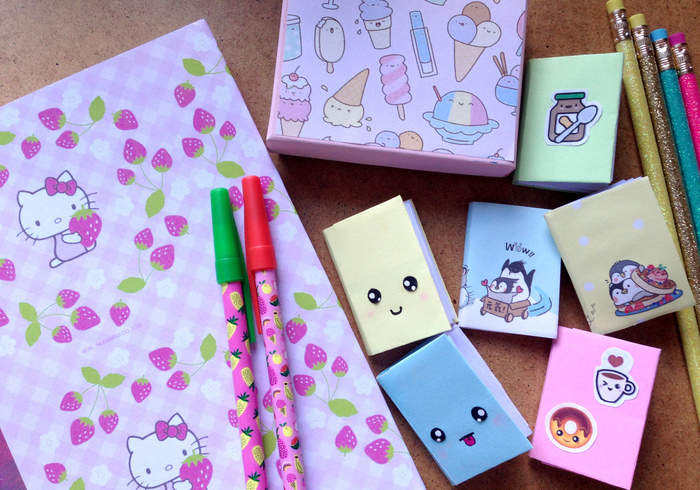 Mini notebook home