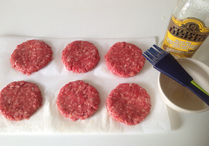 Bacon cheese burgers 05