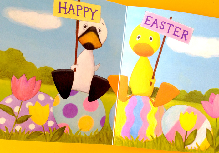 Goose duck easter 01