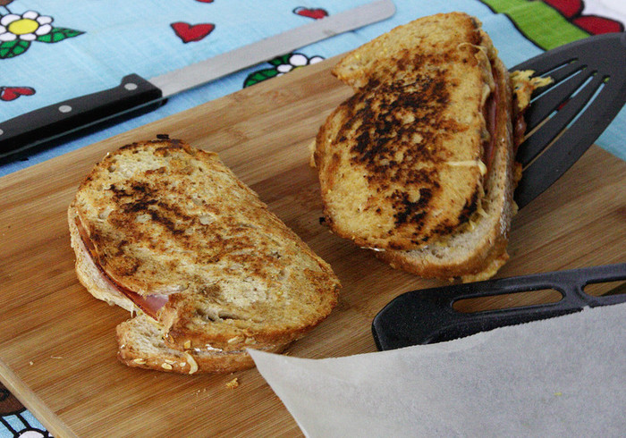 Croque monsieur 9