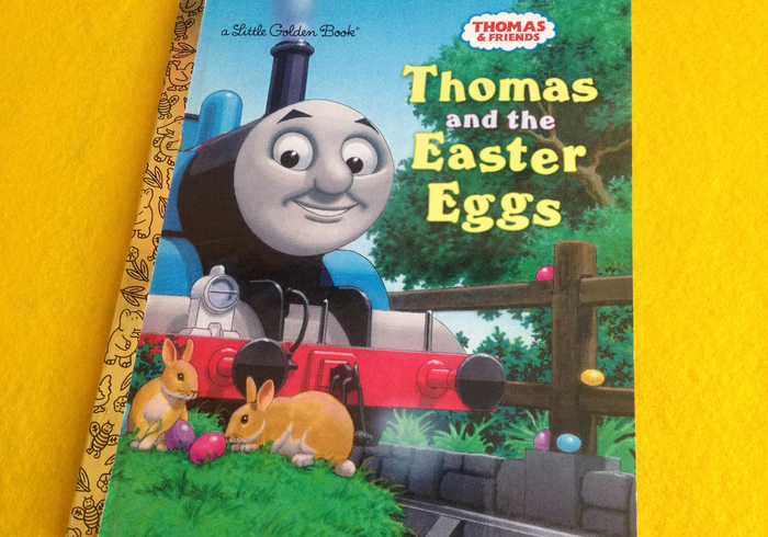 Thomas and the Easter Eggs