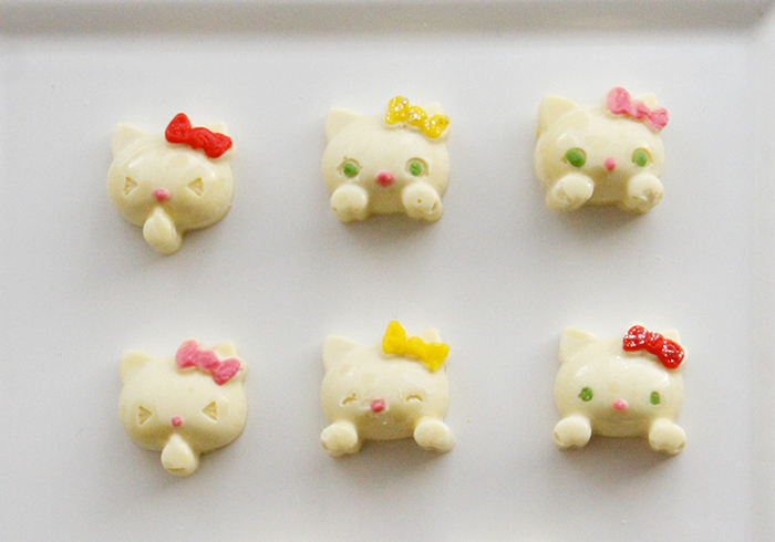 Hello Kitty chocolaatjes